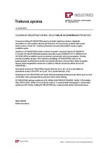 Náhled k PDF Holding_EP_Industries_akcionarska_struktura