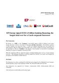 Náhled k PDF Press Release EPE_UniCredit_loan