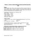 Náhled k PDF Příloha č.1 – Seznam arozměry skladového potrubí pro přeložku bagrovacího řádu.