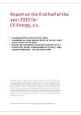 Náhled k PDF CE_Energy_Report_1H2015