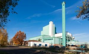 Elektrárna Wählitz, MIBRAG, Německo