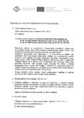 Náhled k PDF Oznámení ozahájení výběrového řízení PDČeperka Nerudova