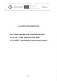 Náhled k PDF Zadávací dokumentace na PDA 024
