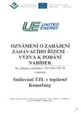 Náhled k PDF Oznámení oZZŘ_ZD_Snižování TZL Komořany