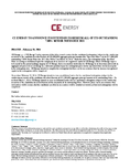 Náhled k PDF CEE_Press release (announcement of equity claw redemption)